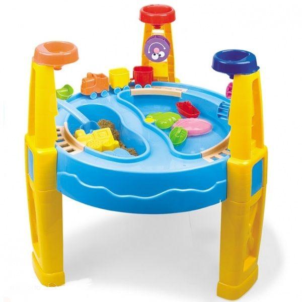 Песочница Аквапарк, Hualian Toys
