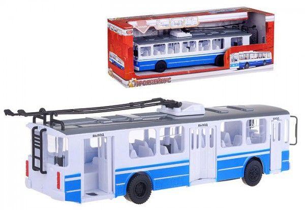Модель Троллейбус Технопарк