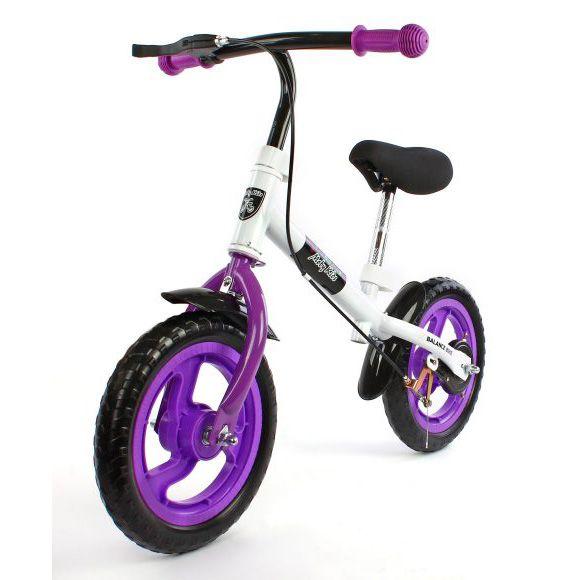 Беговел Moby Kids фиолетовый