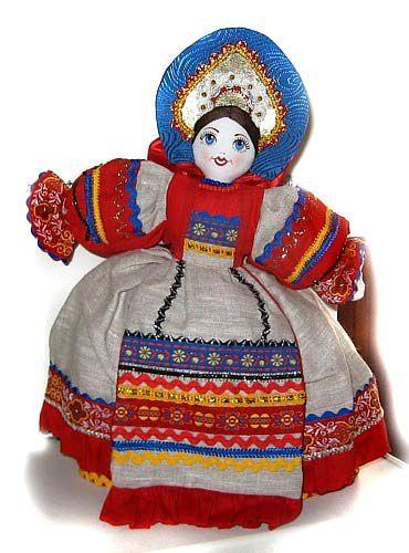 Марьяша кукла грелка на чайник