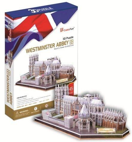 Вестминстерское аббатство 3D-пазл