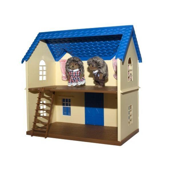 Домик с синей крышей Village Story