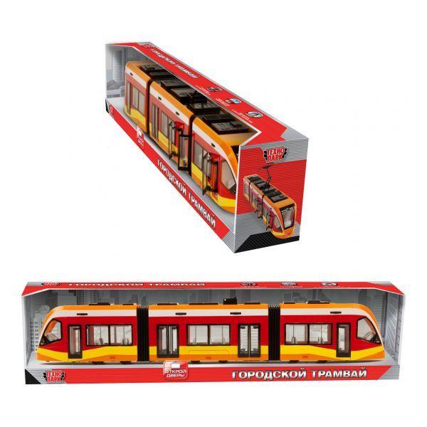 Модель Трамвай Технопарк 2212-05SB