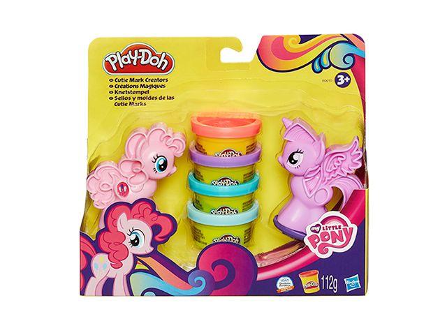 Пони Знаки Отличия Play-Doh (Плей-До) Hasbro