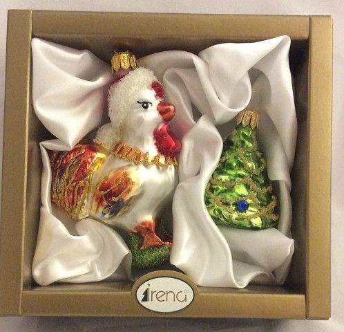 Ёлочные игрушки Символ года, Irena Co (Vitus)