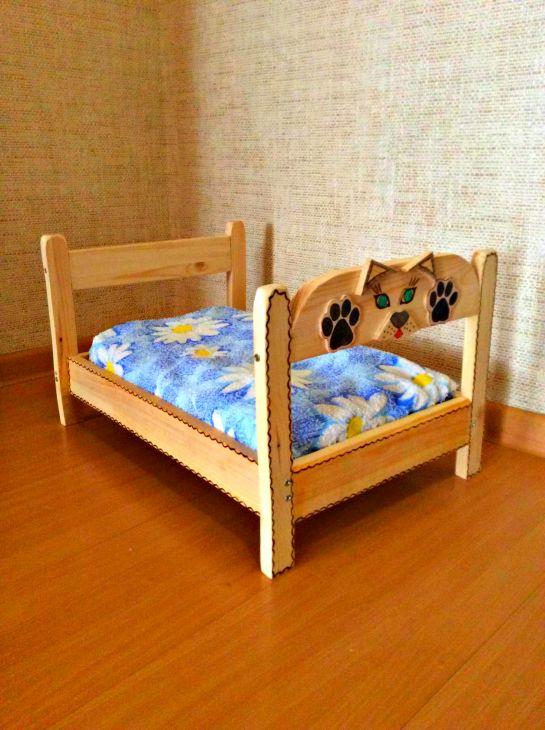 Кроватка для кошки ГРАНТ